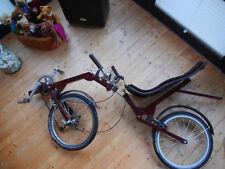 # Flevobike Flevo-Bike, Knik-Fahrad, Liegerad, Liegefahrrad,