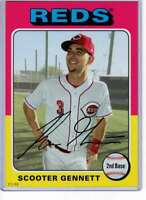 Scooter Gennett 2019 Topps Archives 5x7 #103 /49 Reds