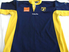 ROMANIA MATCH WORN RUGBY SHIRT/JERSEY/MAILLOT- LOOK!!