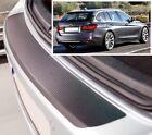 BMW Serie 3 Touring F31 - estilo Carbono Parachoques trasero PROTECTOR