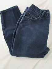 "Mens ""Sasson"" Size 38x30 (W35/L27), Blue Straight Leg Jeans"