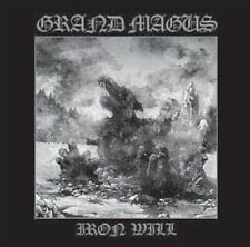 Grand Magus Iron Will coloured 180g w/download vinyl LP NEW sealed