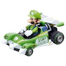 Modelo KART LUIGI Super MARIO Especial 1:43 Pista CARRERA GO 20064093 Nintendo