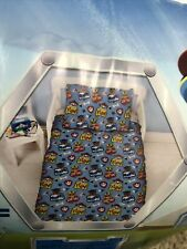 Paw Patrol Toddler Bed Set- Quilt - Pillow- Duvet Cover & Pillowcase