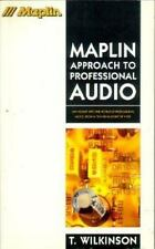 Maplin Approach to Professional Audio: An Insight into the World of Professional