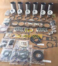 Komatsu 6D95L-1 Engine Overhaul Kit D31P-20 D37E-5 D37P-5AD31S-20 DOZER D31A-20