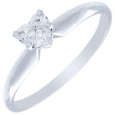 Diamond Engagement Ring Heart Shape Diamond 1.00 Carat GIA Certified Platinum