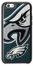 NFL Philadelphia Eagles Hard Case Cover for iPhone 6 iPhone 6s Teal/Black