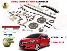 Pour Opel Corsa D 1.0 1.2 1.4 2006- > Tendeur Chaîne Distribution Kit avec +