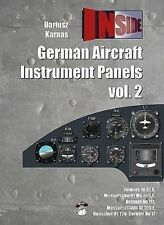 German Aircraft Instrument Panels: Volume 2 by Dariusz Karnas (Hardback, 2015)