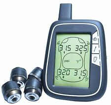 TyreDog Wireless 4-Wheel Tire Pressure Monitor System-TD1000A-X-04