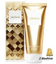 Elizabeth Arden Untold Perfumed Shower Gel SEALED Jumbo 6.8 fl oz.