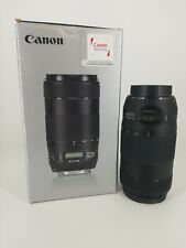Neues AngebotCanon EF 70-300mm f/4-5.6 IS II Nano USM Objektiv Bildstabilisator