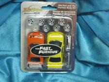 NEW Fast and the Furious Body Kit Zip Zaps 60-7506 micro RC