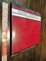 LIBRO -GIANNI ASDRUBALI OPERE 1978-1990 COMUNE DI MONTERONE