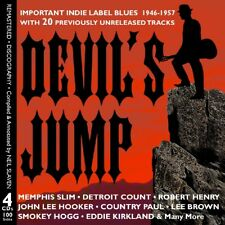 JSP Records - Devil's Jump: Indie Label Blues 1946-1957