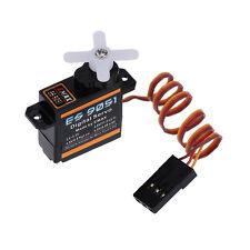 EMAX ES9051 4.3g Plastic Digital micro Servo for RC 3D F3P Airplane