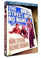 The Street With No Name DVD 40s Film Noir Movie Richard Widmark