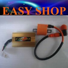 RACING Ignition Coil CDI UNIT 150 200cc 250cc PIT PRO Trail Dirt Quad Bike BUGGY