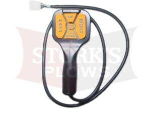 1HHC New Curtis Pistol grip control controller strait blade plow snow pro 3000