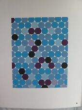 Josef Albers Original Silkscreen Folder XVIII-2 Left Interaction of Color 1963