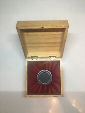 Carl Zeiss Jena F = 1:2 5cm Collapsible For Contax RF,  With Custom Velvet Box