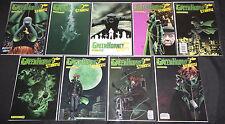 Modern Dynamite GREEN HORNET STRIKES! 9pc Count High Grade Comic Lot #1-9 Kato