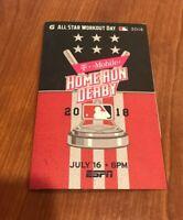 All Star Game 2018 Home Run Derby Bryce Harper Rhys Hoskins Freddie Freeman Card