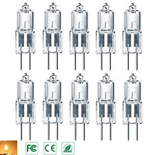 G4 Halogen bulb 10W/20W 12V filament lamp Warm White clear light Energy saving
