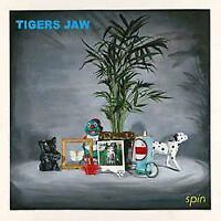 """New Music Tigers Jaw """"Spin"""" LP"""