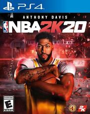Brand New NBA 2K20 Standard Edition for PlayStation 4 - Fast Shipping!