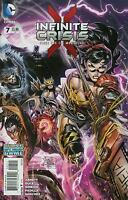 Infinite Crisis Fight For The Multiverse Vol2 #7 New Near Mint DC 2014 MD1
