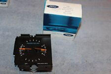 NOS 1988 89 LINCOLN TOWN CAR TEMPERATURE - FUEL GAUGE ASSEMBLY E8VY 10883 A