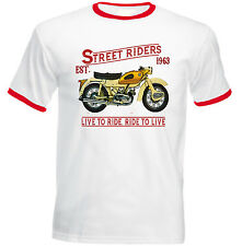 ARIEL ARROW SUPERSPORTS 1963 - NEW COTTON TSHIRT - ALL SIZES IN STOCK
