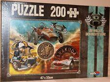 Noris Auto V8 Die Super Boliden Du willst Der Beste Sein Puzzle 200 Teile NEU