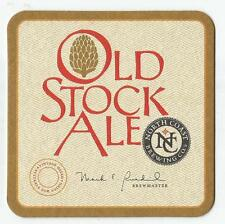 16 North Coast Old Stock Ale Ale Beer Coasters