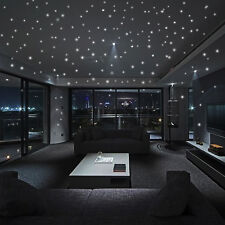 New 407PCs Wall Stickers Home Decor Glow In The Dark Star Room Sticker Decal Z