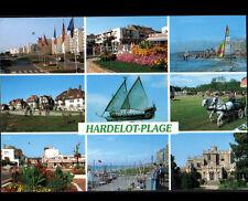 HARDELOT PLAGE (62) CHARS à VOILE , RESIDENCES , VILLAS & PLAGE animée