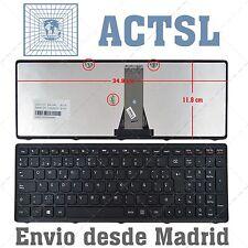 Teclado Español para portátil LENOVO IdeaPad G500s / G510s / Negro / S510p-IFI