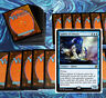 mtg BLUE FLICKER DECK Magic the Gathering rares 60 cards champion of wits sphinx