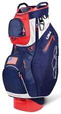 Navy-White-Red Sun Mountain Phantom- Cart Bag