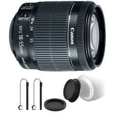 Canon EF-S 18-55mm f/3.5-5.6 IS STM Lens with Kit For Canon DSLR Cameras
