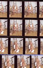 1 roll (15 negatives)  color medium format Kodak VPS film artistic nudes