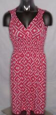 Plum Feathers New York Pink Sleeveless Dress Size Small