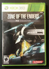 Zone of the Enders [ HD Collection ] (XBOX 360) NEW