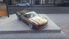 200mm Custom Paint MUSTAN USGT Sprint2 TT01 Lipo HPI Body 1/10 Drift 4Tec Nitro
