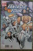 Fantastic Four #601 Giuseppe Camuncoli 1:20 Variant Edition 1st Print Hickman