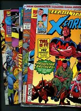X-Force -1, Annual 1,2,3 ~ Cable & X-Force 1,2,3 (1992-7 Marvel) ^7 Bks^ 40% OFF