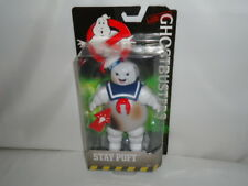 B35 Ghostbusters Classic Toasted Stay Puff Light Up figure- NIP, New, sealed