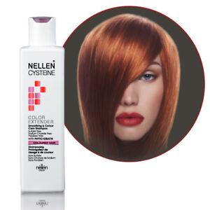 Nellen Colour Extender Shampoo with Keratin · Salt, Paraben & Sulfate-free